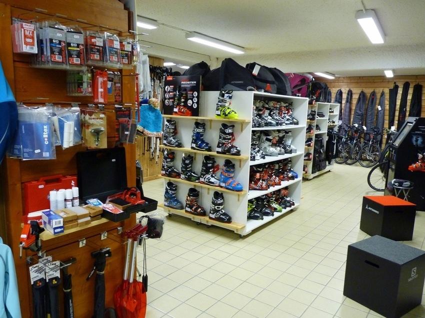 Chaussures alpin fin de série