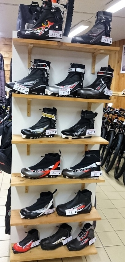 chaussures alternatifs et skating
