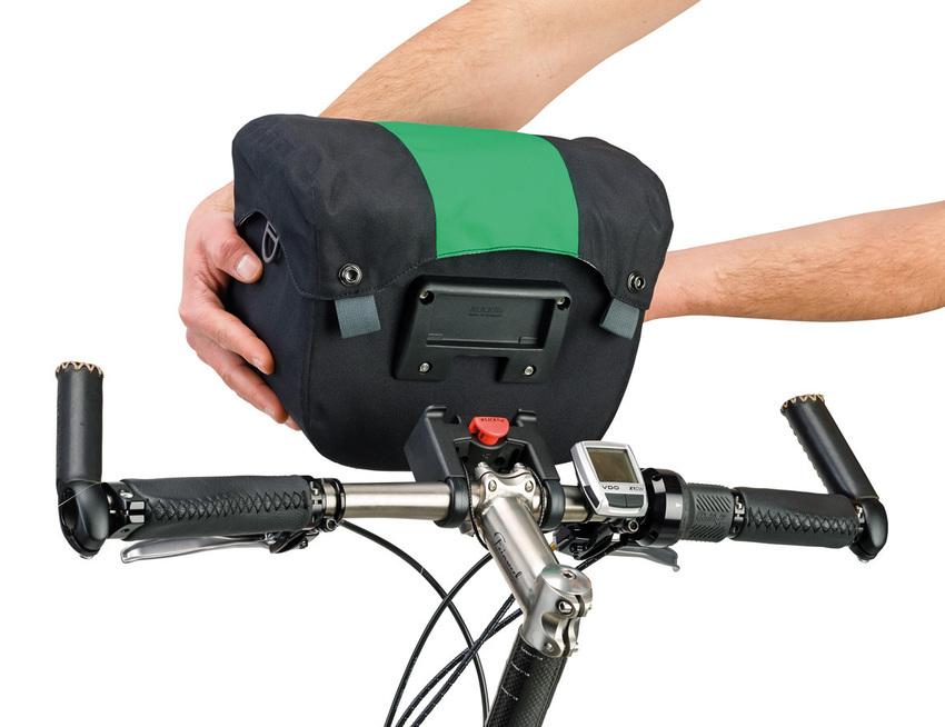 Sacoche vélo Vaudé Discover Box