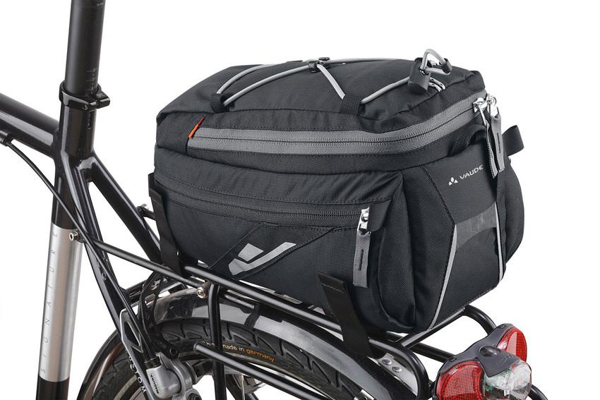 Sacoche vélo Vaudé Silkroad Plus