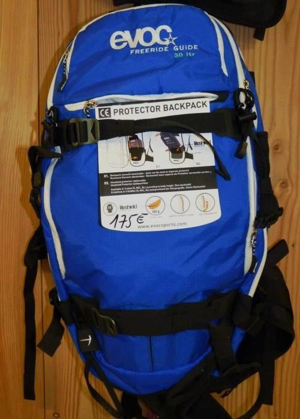 Evoc freeride guide 30L